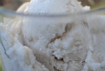 recipes-- I need to get an ice cream maker / by Anna Ball