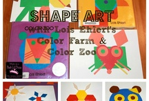 Concept art for 2-6 yr olds / by Chippewa Falls Public Library