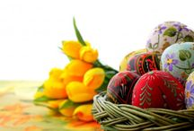 Festive Holiday Inspiration / In the Easter Spirit!