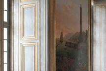 Bureau d'études / Dirigé par Cécile Gilbert-Byl, le bureau d'étude intervient dans le cadre d'études préalables à la restauration d'ensembles menuisés, en particulier sur les décors de boiseries, le mobilier religieux ou civil.