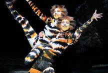 Cats - The Musical / My favourite characters from the musical CATS! / by Brian Yates