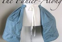 historical costume projects
