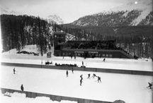 St Moritz Olympics 1928