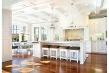 Kitchens / by Cotton Construction Inc