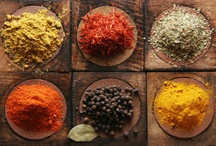 Indian spice and food / smells...spice...taste....India in a nutshell / by ~♡~ रेचल ~♡~
