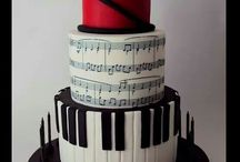 musical cakes