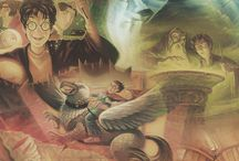 Harry Potter / Welcome to the world of witch craft and wizardry