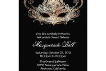 30th Birthday Mask Ball