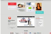 Website Design-Blast Creative / Website Design and Promotion