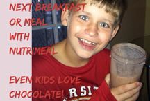 Protein Shake Recipes / Nutrimeal Protein and fiber shakes by Usana. New healthy lifestyle.