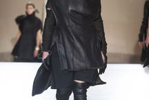 Rick Owens FW14 Women / Rick Owens Fall/Winter 2014 Moody Womens