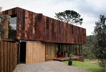 Recycled Materials Architecture