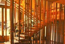 Woods / Houses, saunas, living & interior