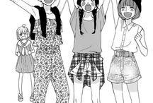 милая манга или аниме