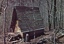 Cabins...
