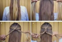 ball hår