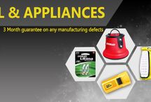 Electrical and Home Appliances / Shop Online for Electricals and Home Appliances Products  like LED Bulbs, LED Lights, LED Lamps, CFL, Emergency Lights and more only on Toolwale.com. Find Supplier Electrical Products, Led Lights, Led Bulbs In India at best prices.
