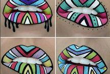 Lips designs