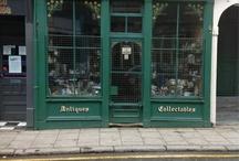 Ideas for Gincat Shop / Inspiration board for virtual Gincat Glass shop