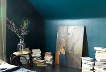 bedrooms / by Anna Sawyer
