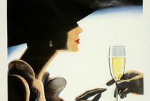 Let's Cheer With Bubbles! / Champagne and Everything about it!