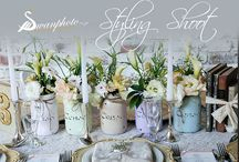 Styling Shoot / Styling shoots for wedding venues by www.swanphoto.co.za