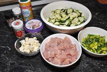 Kochen / Ich achte auf eine ausgewogene und gesunde Ernährung meiner Familie, daher sammele ich hier leckere Kochideen.