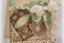 Creative Cards & Other Stampings / Cards and other stamping projects / by Denise Sweeney