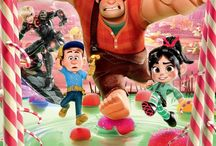 Wreck it Ralph / by Marvelfanboy101