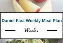 Daniel fast recipes