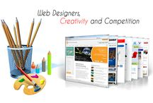 About Web Designing / Web Designers, Creativity and Competition