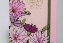 Stampin Up - In Full Bloom