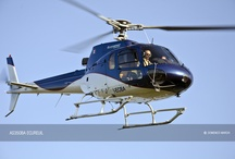 Eurocopter AS350B2 Écureuil / Elicompany owner
