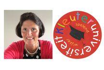 Juf Petra & Kleuteruniversiteit / Juf Petra van kleuteridee.nl is auteur bij de Kleuteruniversiteit en schrijft projecten en spellenpakketten voor kleuters