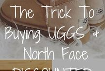 Buying and selling UGGS