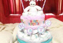 DIAPER CAKE by RINA