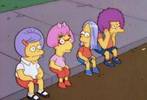 The simpsons / we like The Simpsons