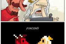 Humor / Humoristas, Cartoons, citas, etc