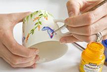 malowanie porcelany