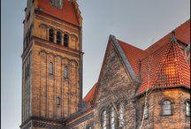 Evangelický Krirstův kostel Ostrava