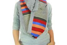 African Inspired Scarves & Shawls