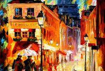 pinturas de París <3
