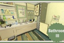 Sims 4 - Bathroom