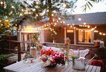 Home Decor Ideas- Outdoor