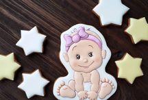 ❤ Baby Cookies ❤