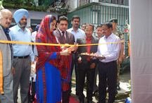 'Saal Ek Shuruaat Anek' / 'Saal Ek Shuruaat Anek': Union government is paying special attention to North East through its act east policy. Inaugurated the photo exhibition organised by DAVP, Kolkata in Gangtok today, and informed media that the centre has allocated Rs 53000 crore for development of NE states in the Union Budget including scholarship schemes for students and proposal to set up six agricultural universities and upgradation of power transmission in NE states with the sanction of Rs 10000 crore.