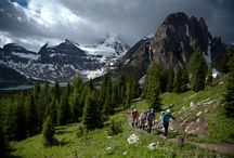 Assiniboine Provincial Park Hiking