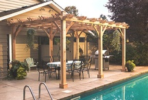 Outdoor projects / by Janey Wilkey