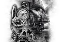 Morze, piraci itp