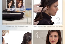 DIY Hair Color Techniques  / Learn how to create this Season's Trends with Clairol!
